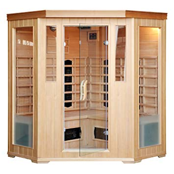 Concept Usine-Cabine Sauna Luxe Infrarouge 3/4 Places