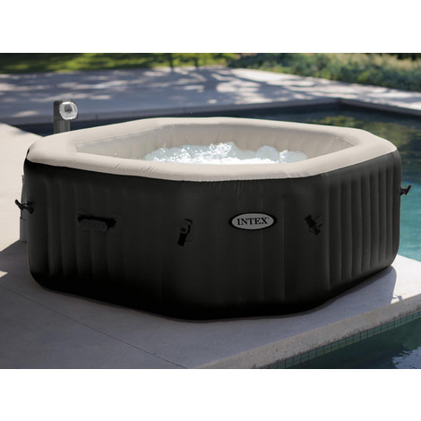 Spa gonflable Intex PURESPA DELUXE 4 places octogonal