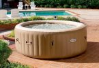 ... Spa gonflable PureSpa rond Bulles 4 places - Intex