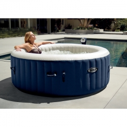 ... Spa Intex Pure Spa bulles 4 places luxe ...