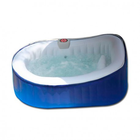 Spa Ospazia Bleu 2 Places Ovale As03 Spa Jacuzzi